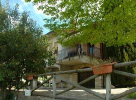 Casa Bisti, Montepulciano
