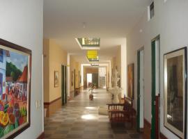 Hotel El Nogal, Mariquita