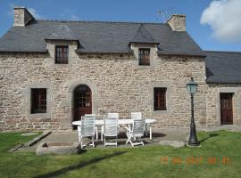Maison de Keroulidic, Guissény (рядом с городом Kerdamiet)