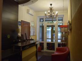 Гостиница Улан, Улан-Удэ