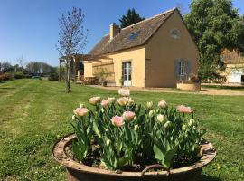 Gîte de La Hertaudière, Montbizot
