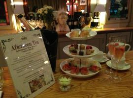 Greville Arms Hotel Mullingar, Муллингар (рядом с городом The Downs)