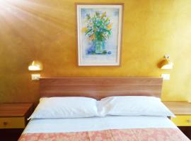 Hotel Simon, Rimini (Torre Pedrera yakınında)