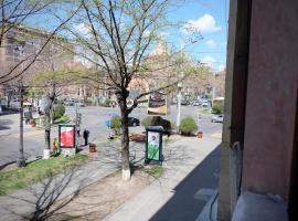 Central Avenue Apt & Tour