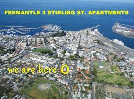 Fremantle 3 Stirling St Apartments, Fremantle