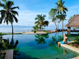 Nanuku Auberge Resort Fiji, Пасифик-Харбор (рядом с городом Navunikambi)