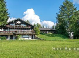 Hotel Buchberg, Schönsee (Lukahammer yakınında)