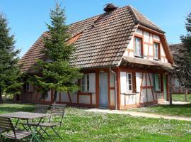 Les Loges de l'Ecomusée D'Alsace, Ungersheim