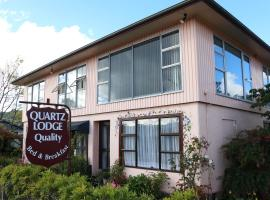 Quartz Lodge, Reefton