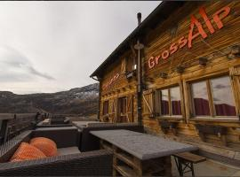 Hotel Capanna Grossalp, Bosco Gurin