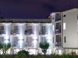 Hotel Beatrice, Sirolo (Massignano yakınında)