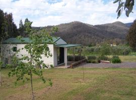 Black Range Cottage, Edi Upper (King Valley yakınında)