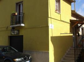 La Casetta Di Anna, Castel Lagopesole (Forenza yakınında)