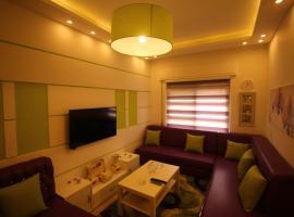 Aqarco Sanar Apartment, Amman (Near Ţāb Kirā')