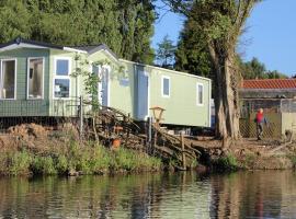 Marshlands Lakeside Nature Retreat, Barton upon Humber