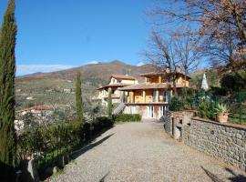 Villa Lucrezia, Reggello