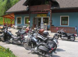 Camping und Chalet Saggraben, Palfau (Sankt Gallen yakınında)