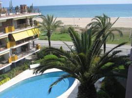 Playafels Vista Apartment, Кастельдефельс (рядом с городом Los Pinares)