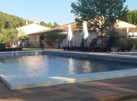 Maisons en Luberon, Гарга
