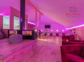 Belvenu Boutique Hotel, Glorenza (Near Sluderno)