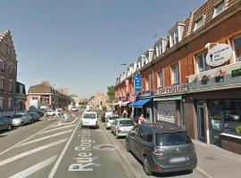 Coloc at Hellemmes, Hellemmes-Lille (рядом с городом Мон-ан-Барёль)