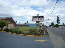 Budget Inn Motel, Woodburn