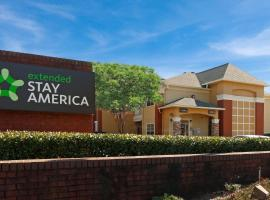 Extended Stay America - Raleigh - Research Triangle Park - Hwy 55, Durham (in de buurt van Lowes Grove)