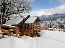 Paraiso de Montaña, Villa Pehuenia (Moquehue yakınında)