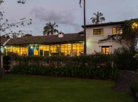 Hacienda Su Merced-Aeropuerto, Puembo (Hacienda Chiche Obraje yakınında)