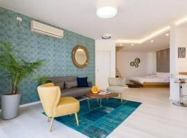 Eshkol Housing Haifa - Wallenberg Suits Complex
