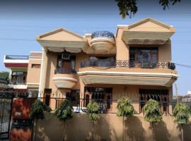 Deepak Motel, Panchkula (рядом с городом Chandīgarh)