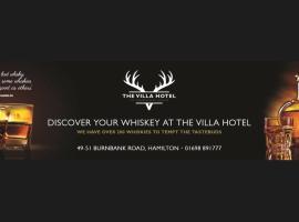 Villa Hotel, Hamilton