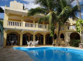 Hotel El Viejo Pirata, Boca de Yuma