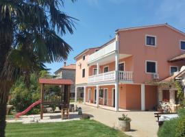 Apartments Sorgo, Novigrad Istria