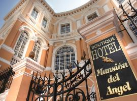 Boutique Hotel Mansion del Angel