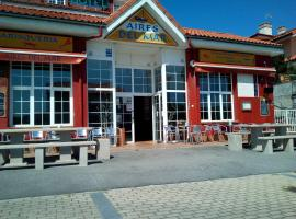 Hotel Aires del Mar, Навесес (рядом с городом Laspra)