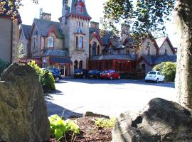 Pitlochry Dundarach Hotel, Питлохри (рядом с городом Moulin)