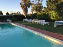 Villa le rose, Oria (Erchie yakınında)