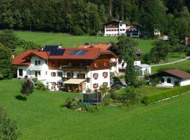 Landhaus Mayr, Wiesing