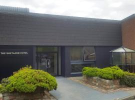 The Shetland Hotel, Леруик