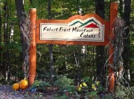 Robert Frost Mountain Cabins