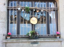 Kosy Suite, Saint-Aubin-du-Cormier (рядом с городом Dourdain)