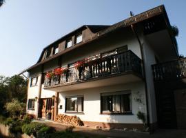 Ferienwohnung am Wehlenbach, Hallenberg (Somplar yakınında)