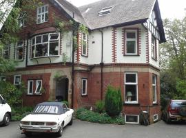 Oakfield Lodge, Marple