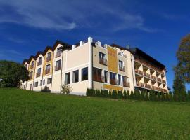 Hotel Rockenschaub - Mühlviertel, Liebenau (Unterweissenbach yakınında)