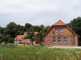 Ferienhaus Lübtheener Heide, Belsch (Gößlow yakınında)