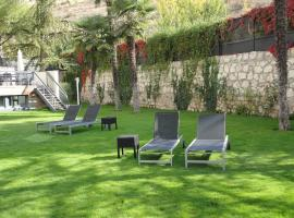 Hotel Spa Niwa, Brihuega (Balconete yakınında)
