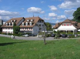 Hotel Restaurant Schlössli, Ipsach (Worben yakınında)