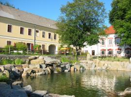 HolidayPark Mlázovy, Kolinec (Podolí yakınında)
