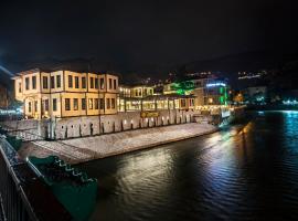 Sarıkonak Boutique & Spa Hotel Amasya, Boğazköy